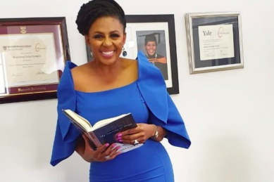 Basetsana Kumalo announces new 'Our Perfect Wedding' spinoff, 'Gift of Love'