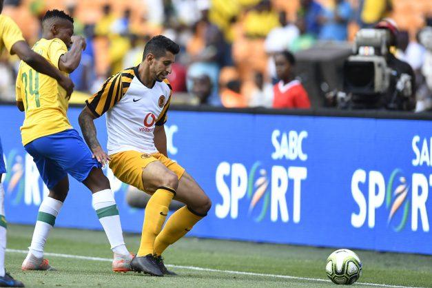 Chiefs thump Sundowns to win Shell Cup