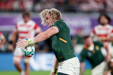 Springbok player ratings: Full-on Faf, marvellous Mapimpi
