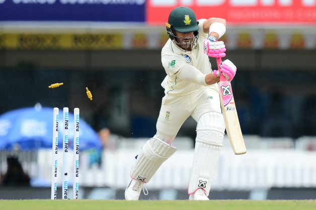 India on the brink of clinical Test series sweep of Proteas