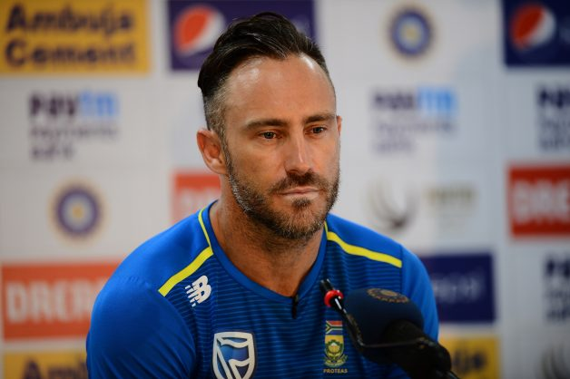 Brexit, weak minds and perseverance: Five hard truths from Faf du Plessis