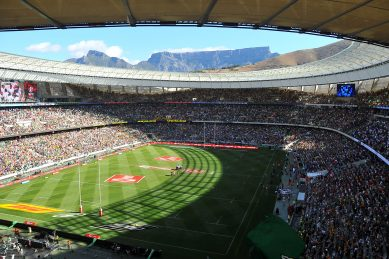 South Africa to host 2022 Rugby World Cup Sevens