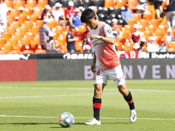 Madrid's Kubo among LaLiga's fast rising stars