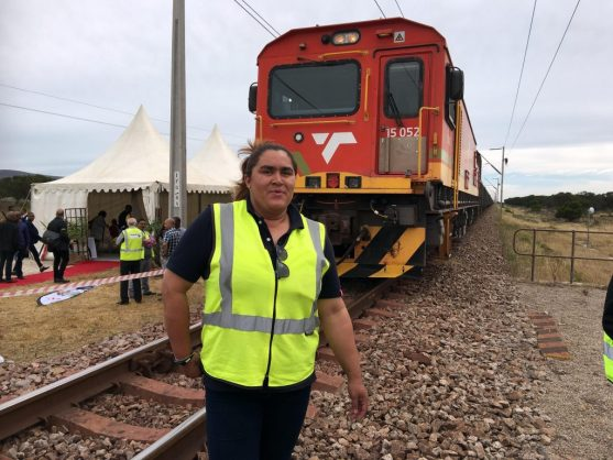 WATCH: Transnet breaks records with 4km long production train – the longest in the world