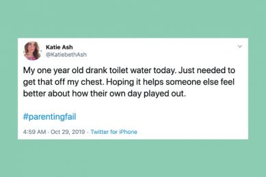 These 12 #parentingfails are pure Twitter gold