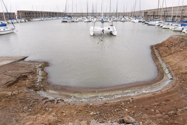 SA water levels continue to drop while Eastern Cape holds out