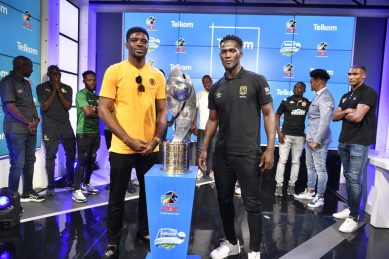 Chiefs and Pirates on trophy trail
