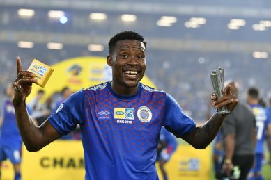 Gabuza given leave after missing son's funeral for MTN8 final