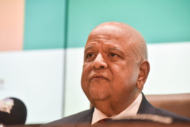 The EFF rejects ANC Veterans' defence of Pravin Gordhan