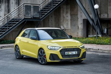 New Audi A1 has upmarket appeal