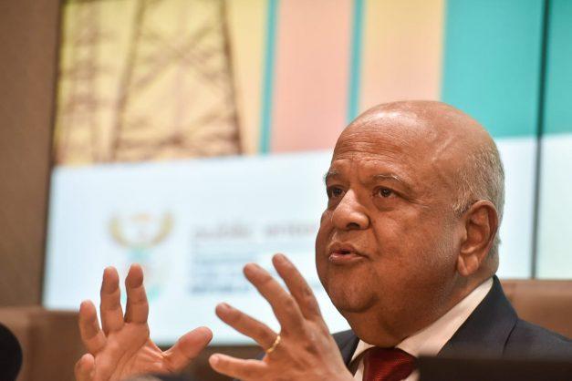 'Don't sack Gordhan,' says Ahmed Kathrada Foundation
