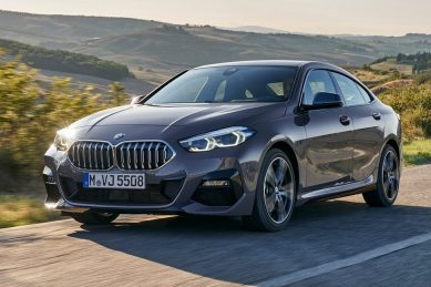 All-new BMW 2 Series arrives as Gran Coupe sedan