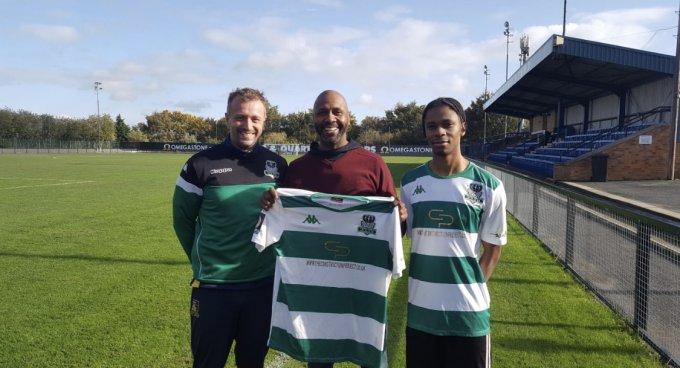 Lucas Radebe's son joins English club