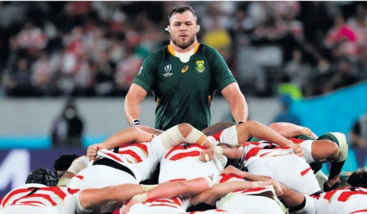 Duane Vermeulen: Bounce of ball may decide Boks' fate