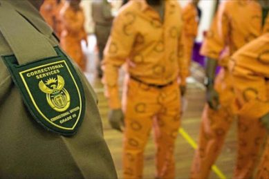 Prisoners gearing up for matric exams