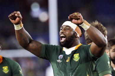 We will not silence Siya Kolisi on BLM – SA Rugby
