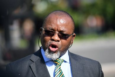 Mantashe foundation fires COO over 'questionable' payments from Bidvest subsidiary