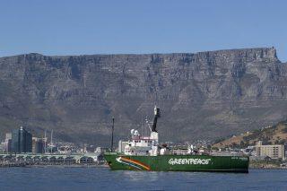 Greenpeace welcomes Ramaphosa's 'light bulb moment' on climate crisis