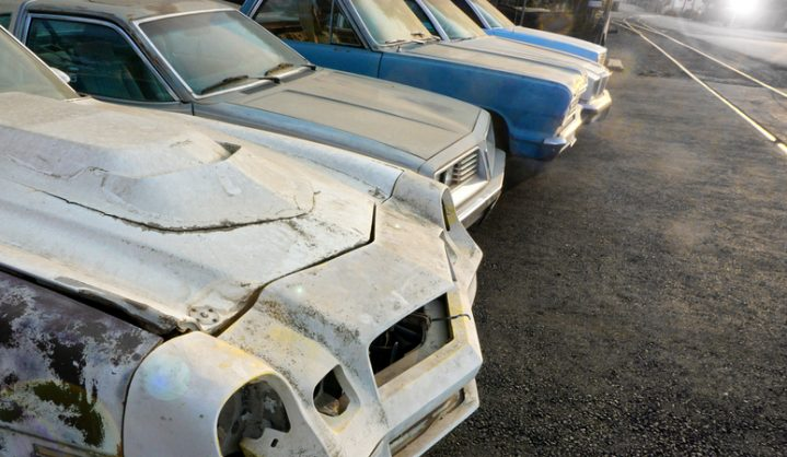 Police bust car parts dealer linked to nine hijackings, thefts
