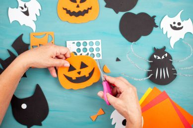 Halloween crafts ideas you don't want to miss