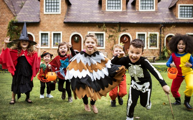 Halloween events for every family member