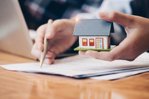 How do I finance a property I technically own?