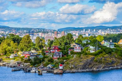 Oslo is a tour de Norse of fjords and forests