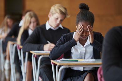Gauteng matric exams proceed amid load shedding, bomb scare