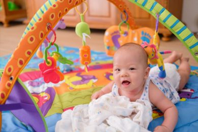 All you need to know about the first six months of your baby's development