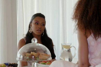 Did Enhle Maphumulo blindside DJ Zinhle?