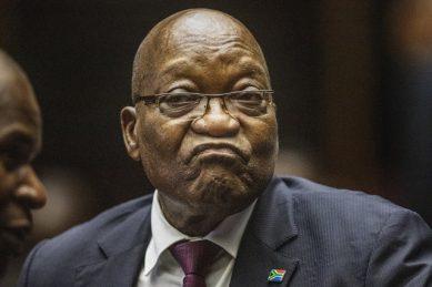 Zuma to bail on Zondo commission – again
