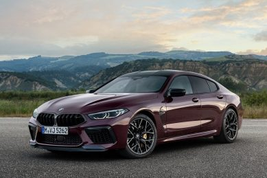 BMW M8 gets the Gran(der) Coupe makeover