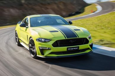 Limited run Ford Mustang R-Track the supercharged pony only Australia can have
