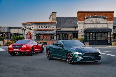 Ford's pony car still running wild
