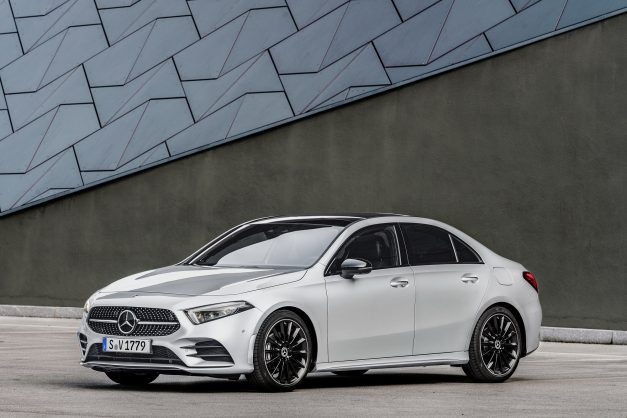 A-Class Sedan, CLA and GLC added to Mercedes-Benz's South African family