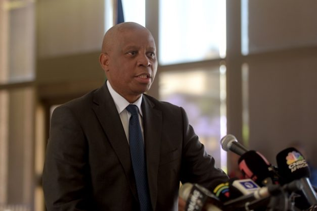 Mashaba is saying some very sensible things