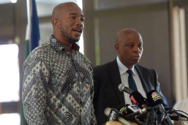 Mashaba and Maimane part ways… for now