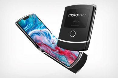 Motorola officially teases return of the iconic Razr