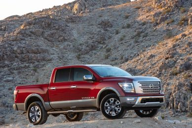 Nissan Aus boss still has hopes for RHD Titan, rules out Fortuner rival