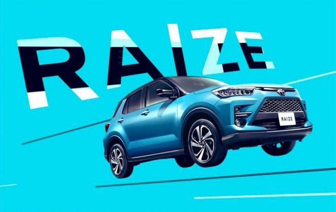Toyota's Daihatsu Rocky twin revealed in new leaks