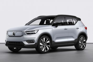 Volvo preparing for all-electric future as XC40 Recharge plugs-in