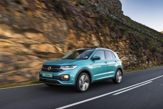 New T-Cross another winner for Volkswagen