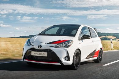 Toyota keen for hot version of all-new Yaris