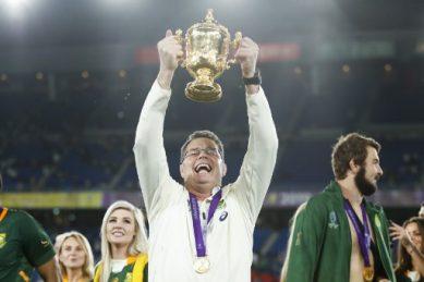 Springboks dominate World Rugby Awards