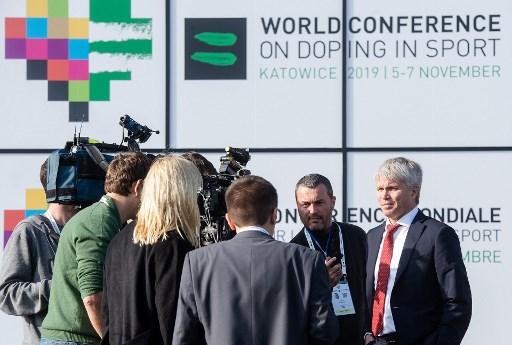 Russia denies doping data sent to WADA was falsified