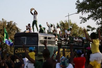 The wrong kind of breakdown and 'missing' trophy lids – Bokke trophy tour hits CT