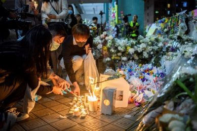 Thousands hold vigils as Hong Kong student's death triggers outrage