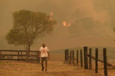 Death toll in Australia bushfires rises to four