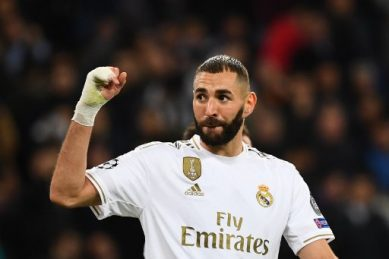 Benzema delivers again as Real cruise past Espanyol