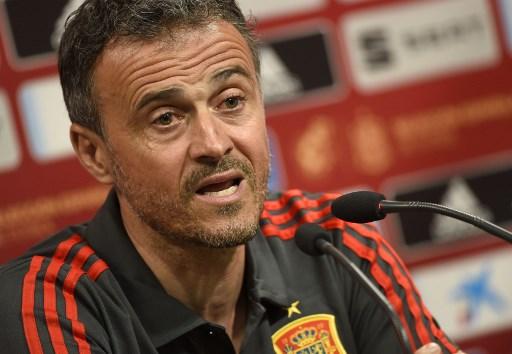 Luis Enrique returns as Spain coach after daughter's death